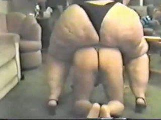 husband, fat, ass