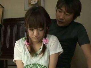 Japonesa av modelo pequeñita asiática nena