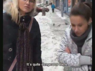 verklighet, blinkande, tjeckiska