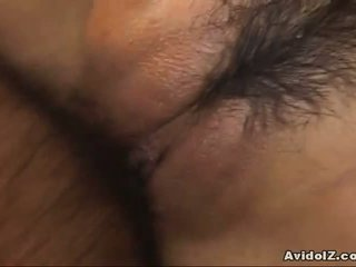 Με πλούσιο στήθος yuki aida nailed με εκσπερμάτιση μέσα!