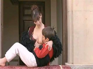 Mathilda かもしれない ザ· 乳首 と ザ· moon