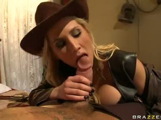 ALanah Rae Hot Babe Suck A Delightful Cock