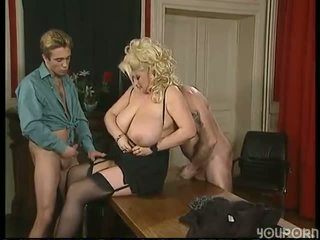 bbw, gang bang, allemand