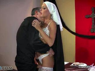 Horký nuns jessica jaymes a nikki benz