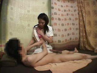 massagem, ásia