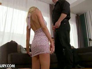 assfucking, łyżka, anal sex