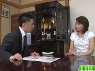 Hisae yabe 日本語 成熟した