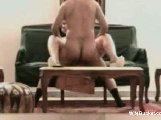 Genuine arab sieva pašdarināts sekss tape