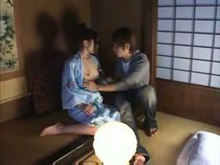 Japansk familie sex