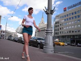 Jeny smith - vyhrnutá sukňa (prt2)
