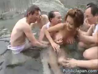 legjobb japán névleges, forró group sex, kukkoló minden