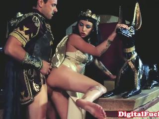 Egiziano pupa succhiare e scopata difficile
