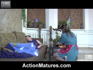 Kogumik kohta martha, victoria, adam poolt tegevus küpseb