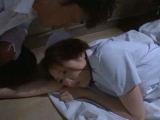 Caldi sgualdrina has sesso dentro il ospedale