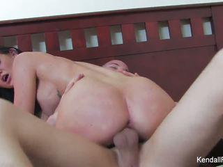 cumshots, big boobs, brunettes
