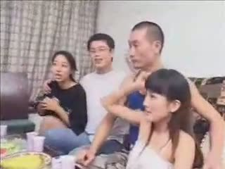 中国的 妻子 exchange