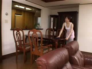 Japans geil jongen has een ondeugend imagination video-