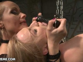 Steffie Decided To Try Her Luck And Visited Mistress Katy.