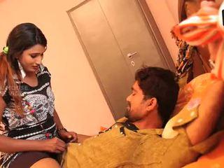 Telugu aunty me një lover djalë