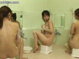 Mosaic: azijietiškas lesbietiškas