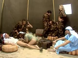 Egyptský orgie