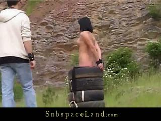 Gemuk having seks besar titted lass obedient di sakit happiness adegan