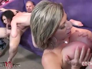 Jennifer White and Sara Jay