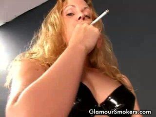 fumo, video, feticismo fumo
