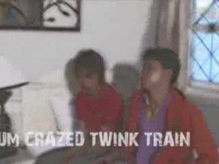 Cum Crazed Thai Twink