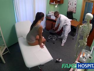 Fakehospital สกปรก แม่ผมอยากเอาคนแก่ เพศ addict gets ระยำ โดย the หมอ