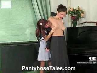 Jaclyn und alice hose porno film