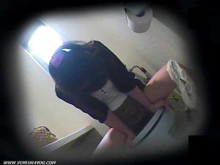 廁所 masturbation 上 隱 camera