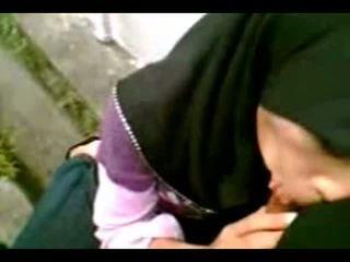 Arab muslim hijab נערה למצוץ cook-sexyhijaber.com