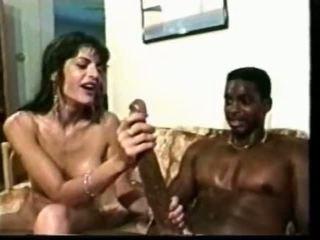 Schwarz guy mit riesig schwanz fucks weiß schnecke