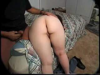 बड़े स्तन, bbw, गुदा
