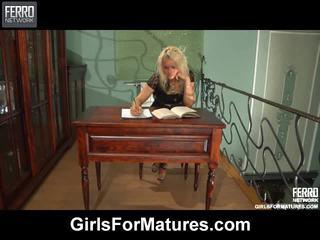 Kızlar için kısraklar dıldo ile juliet, alana, nora