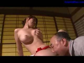 giapponese, puma, vecchio