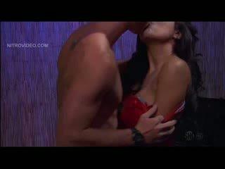 Kiara Mia amazing tits in a changing room