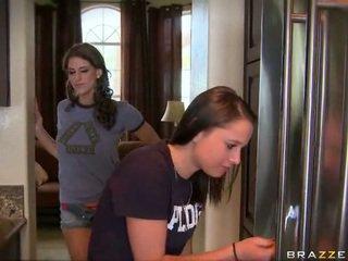 college jente, fitte, lesbisk