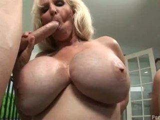 Breasty hawt momma daphne rosen receives so gyzykly on a sik together with a friend