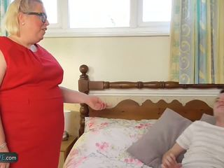 Agedlove 成熟した 大きな美しい女性 lexie ファック バイ sam bourne: 高解像度の ポルノの 2f