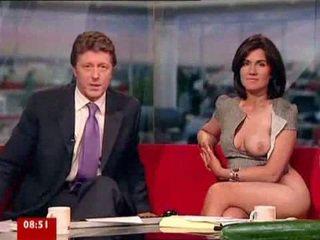 Susanna reid การเล่น ด้วย เพศ ของเล่น บน breakfast โทรทัศน์