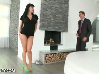 Aletta Ocean Empire: Big dick businessman out for some fun