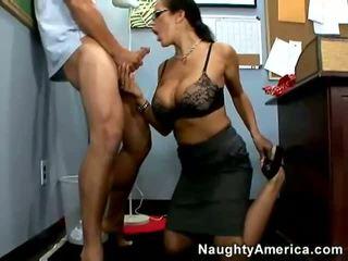 glasses, online big tits rated, quality secretaries new