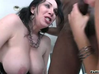 India Summers And Rayveness Share With One Rod