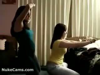 Kamera mädchen aus turkey tanzen