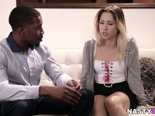 Big Black Cock Therapy Instead of Couple Therapy: Porn 74