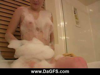 Meaghans Private Bubble Bath Show