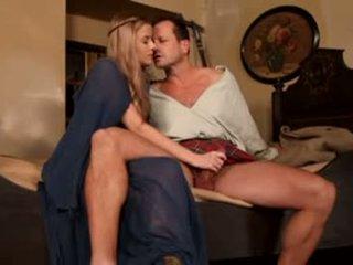 가장 인기있는 오럴 섹스 뜨거운, 새로운 질 섹스, 좋은 코카서스 사람 이상