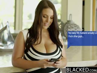 Blacked veľký prírodné kozy austrálske naivka angela biele fucks bbc